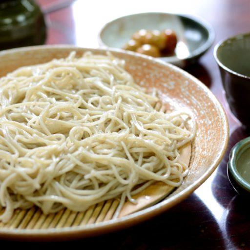 宝山荘の「小さな蕎麦屋さん」