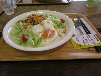 cafe里わ(道の駅「花の駅・千曲川」)