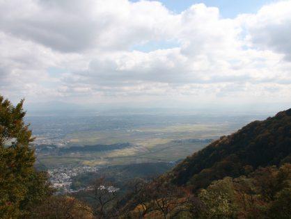 弥彦神社・弥彦山