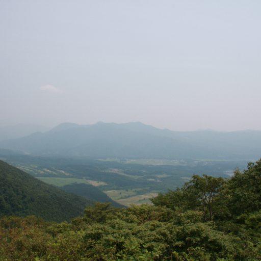 鬼首のその先へ…天気が良ければ素晴らしい景色に出会える場所(花立峠)