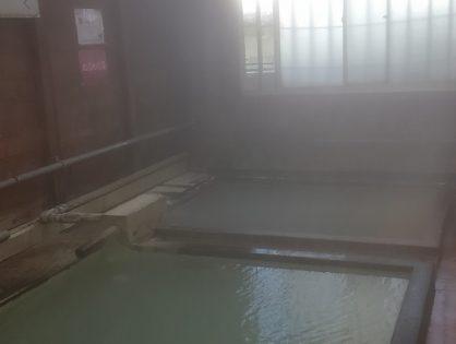 那須湯本温泉の共同浴場